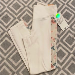 NWT Victoria's Secret PINK fleece lined leggings